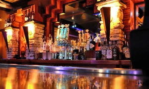 Thaxton Speakeasy: $20 for $40 Towards Door Cover and Drinks at Thaxton Speakeasy
