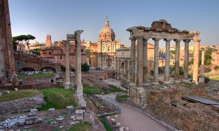 11 Day Italian Vacation With Airfare In Venice Citt