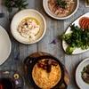 Lebanese Breakfast at Verdura