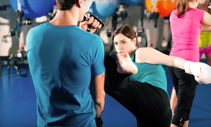 USA Martial Arts & Fitness Center - Bel Aire: Eight Cardio-Kickboxing, Little Ninjas, or Taekwondo Classes at USA Martial Arts & Fitness Center (Up to 67% Off)