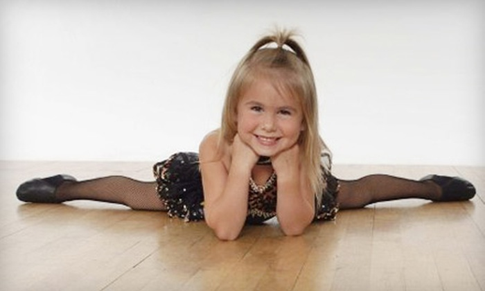 East County Performing Arts Center - Multiple Locations: $35 for Two Months of Weekly Dance Classes at East County Performing Arts Center ($120 Value)
