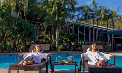 Full-Day Pamper Package for One ($159) or Two People ($318) at Angourie Resort (Up to $590 Value)