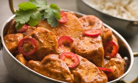 $30 Groupon to Mayura Indian Restaurant - Mayura Indian Restaurant in Milwaukee