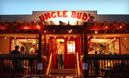 $20 Groupon to Uncle Bud's Catfish Shack - Uncle Bud's Catfish Shack in Nolensville