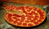 TNT Pizza - Holyoke: $7 for $15 Worth of Pizza, Grinders, and Wings at TNT Pizza in Holyoke