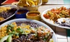Z-Lantro Fresh Mexican Grill - Mesa: Two Lunch Combo Meals or Mexican Fare at Z-Lantro Fresh Mexican Grill in Mesa
