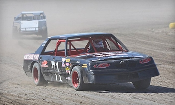 I-37 Raceway - Pleasanton: $20 for General Admission for Four at Any 2011 Race at I-37 Raceway in Pleasanton (Up to $40 Value)