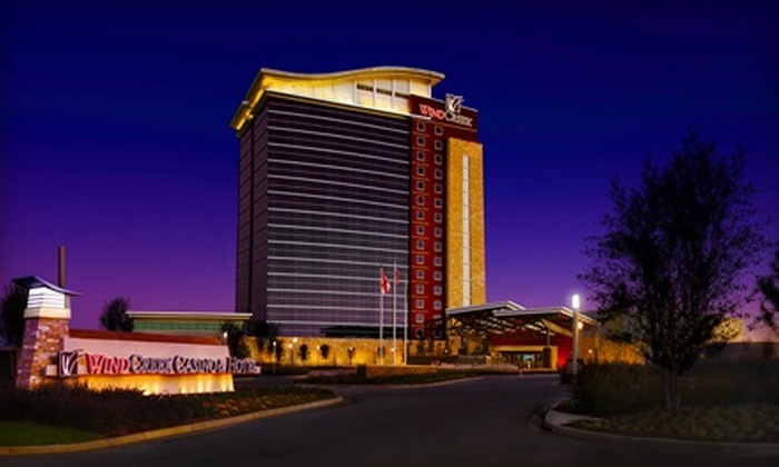 Wind Creek Casino & Hotel - Atmore: One- or Two-Night Spa-Retreat Package at Wind Creek Casino & Hotel in Alabama. Four Options Available.