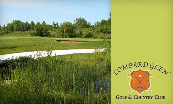 Lombard Glen Golf & Country Club - Lombardy: $18 for 18 Holes of Golf at Lombard Glen Golf & Country Club