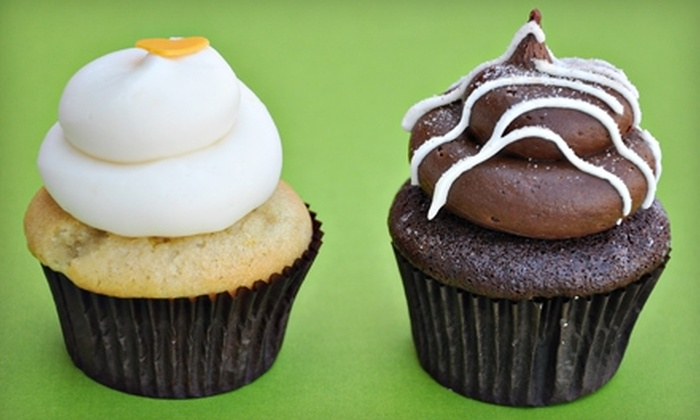 Frostings - Three Chopt: $15 for a Dozen Cupcakes at Frostings in Glen Allen ($30.45 Value)