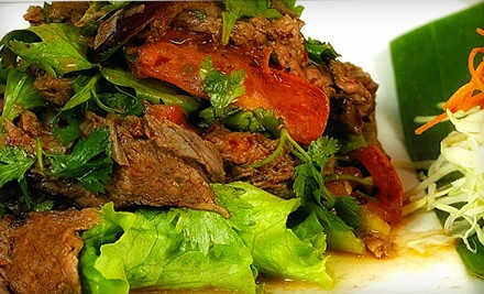 3-Course Meal for 2 (a $33 value) - Chilli Thai in Carrollton