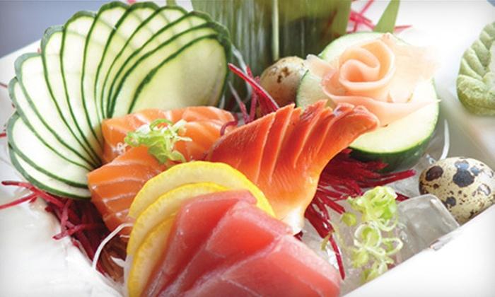 Ukai - North Side: $10 for $20 Worth of BYOB Sushi and Japanese Fare at Ukai