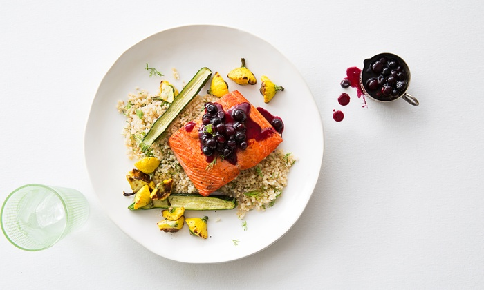 Munchery - Seattle: Healthy Chef-Prepared Meals Delivered from Munchery Seattle (50% Off). Two Options Available.