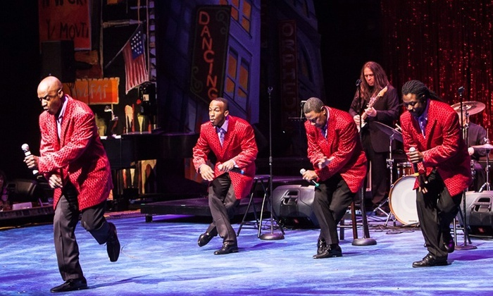 """Forever Doo Wop - Riviera Box Office: $35 to See """"Forever Doo Wop"""" at Le Bistro Lounge at the Riviera Hotel & Casino (Up to $75.70 Value)"""