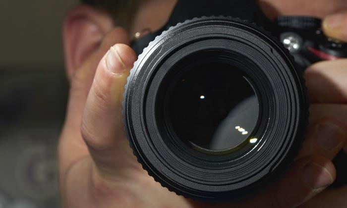 Hello Elliot - Hollywood: 75-Minute Headshot Photo Shoot from Hello Elliot (73% Off)