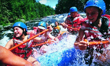 Menominee River Summer Rafting Trip for Two People, Valid MondayThursday (an $86 value) - Kosir's Rapid Rafts in Silver Cliff