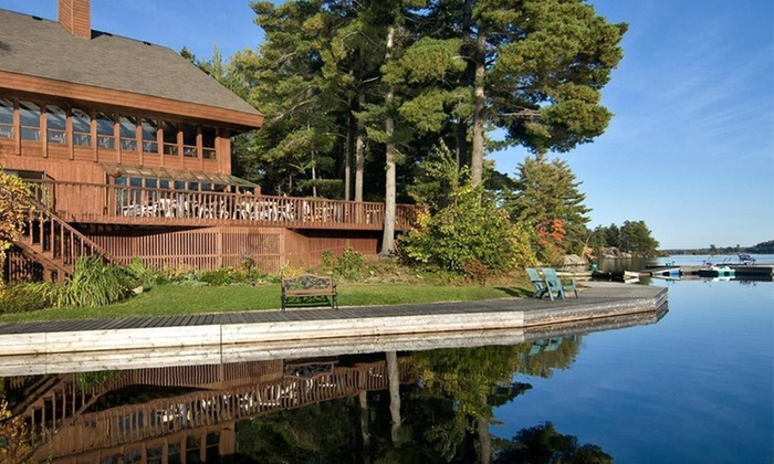 Westwind Inn on the Lake - Buckhorn, ON: Two-Night Stay for Two in a Garden-View Lodge Room at Westwind Inn on the Lake in Buckhorn, Ontario