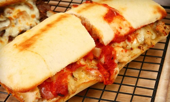 Shlomo Gourmet Subs & Deli - Tampa Bay Area: $11 for a Meal for Two at Shlomo Gourmet Subs & Deli in Palm Harbor ($23.05 Value)