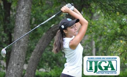 Illinois Junior Golf Association - Illinois Junior Golf Association in