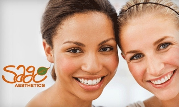 Sage Aesthetics - West Omaha: $75 for a Vibradermabrasion Treatment ($174 Value) or $49 for a Vivite Chemical Peel ($120 Value) at Sage Aesthetics in Lane