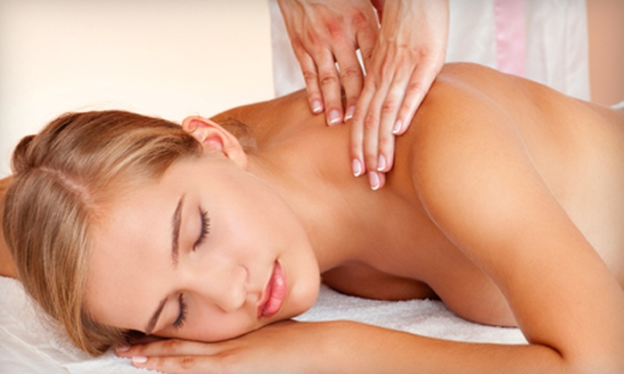Solase Massage & Oxygen Bar - Westmore: $26 for a Relaxation Package with Massages and Oxygen-Bar Treatment at Solase Massage & Oxygen Bar in Orem ($87 Value)