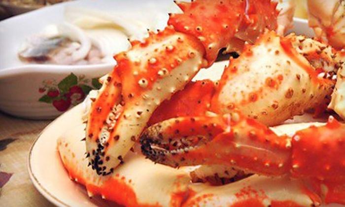J's Crabshack - Parkville: $15 for $30 Worth of Seafood Fare at J's Crabshack