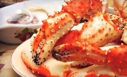 $30 Groupon to J's Crabshack - J's Crabshack in Hartford