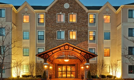 Stay at Staybridge Suites Chicago - Glenview, IL, with dates into June