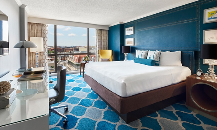 4-Star Boutique Hotel in DC's Dupont Circle