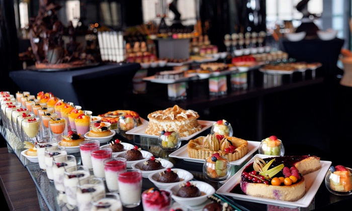 Saturday Brunch with Free-Flowing Soft Drinks and Optional Sparkling House Beverages at The Observatory
