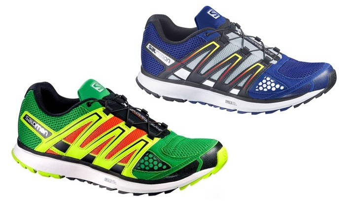 Chaussures de running Salomon | Groupon Shopping