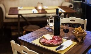 Piccolo Ristoro Fiorentino: Menu specialità fiorentine con vino per 2 o 4 persone al Piccolo Ristoro Fiorentino (sconto fino a 54%)