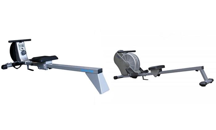rameur pliable horox oxford et joy sport concept air power. Black Bedroom Furniture Sets. Home Design Ideas