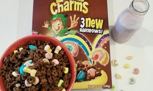 Cereal Boadilla: Menú para 2 o 4 con personas con bol de cereales, topping y bebida desde 3,90 € en Cereal Boadilla
