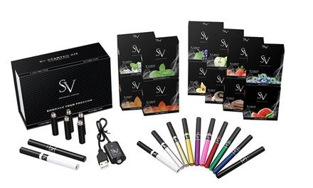 E-Cigarette Kit from Smoking Vapor