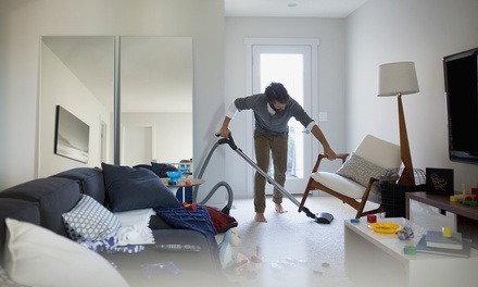Home Cleaning: 2 Bedrooms + 1 Bathroom ($37) or 4 Bedrooms + 2 Bathrooms ($85) from Felis Services (Up to $175 Value)