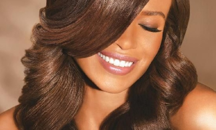 The Diva Den Salon - Jewel King - Hampden: Up to 62% Off haircut and highlights at The Diva Den Salon - Jewel King