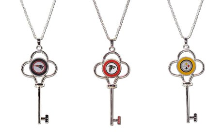 NFL Key Necklace