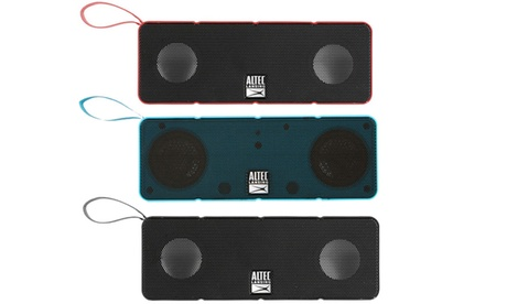 Altec Lansing IMW140 Dual Motion Wireless Bluetooth Speaker 4a66a54e-3853-4752-82f8-d14b69231596
