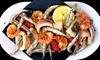 Menu di pesce e vino, Tor Vergata