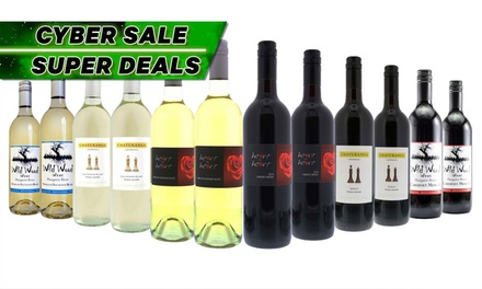 Discovery Margaret River Wines: White ($59), Red ($65) or Red and White Mixed ($65) (Don't Pay up to $269)