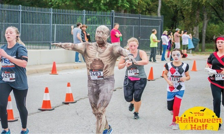 5K or Half-Marathon Registration for One to The Halloween Half on 26 October, 2019 (Up to 60% Off)