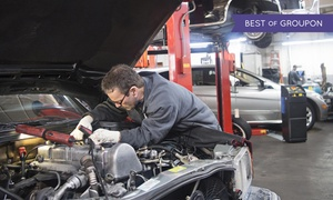 Mechanic on Duty: Full Car Service Including Pre-NCT test and Safety Check at Mechanic on Duty (36% Off)