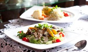 Restauracja Chief: 3-daniowa kolacja dla dwóch osób za 79,99 zł i więcej opcji w restauracji Chief