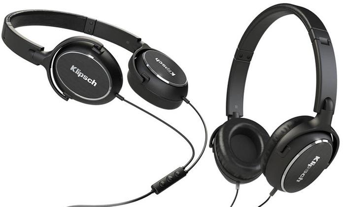 7855621d216 Klipsch R6i On-Ear Headphones (Black) 1062410 New