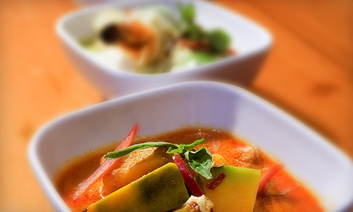 Rambutan - Silver Lake: Prix Fixe Thai Dinner for Two or Four at Rambutan (Up to 56% Off)
