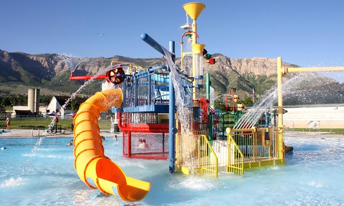 North Shore Aquatic Center - North Ogden: Admission for Two, Four, or Six, a Six-Pass Punchcard at North Shore Aquatic Center (Up to 47% Off)