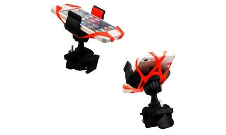 1 o 2 soportes de móvil para bicicleta
