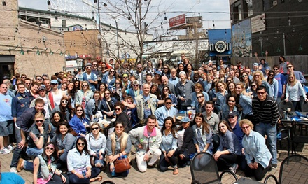 Double Denim Bar Crawl for Two Benefiting Autism Speaks on Saturday, April 25, at 1 p.m. (Up to 38% Off)