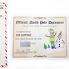 Elf Reports and Nice List Certificates from Sillywise.com